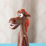 Конь богатыря