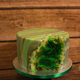 торт для геолога
