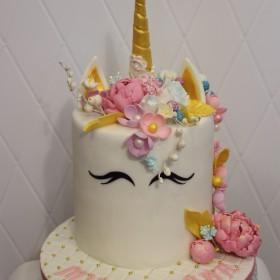 Торт-единорог