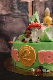 муха-цокотуха торт