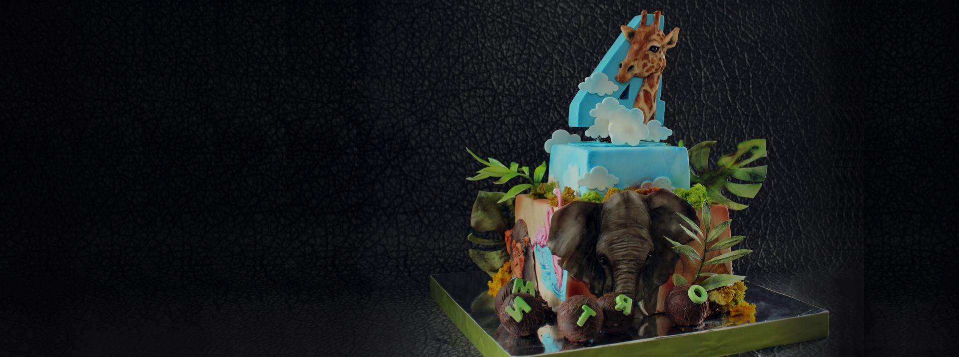 Наши торты как искусство!