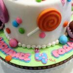 торт конфета