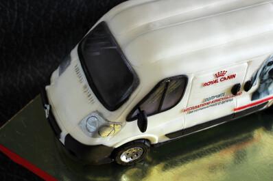 Торт автомобиль ROYAL CANIN