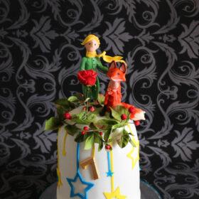 торт маленький принц