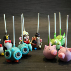 cakepops toy story