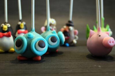 cakepops toy story