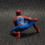 человек паук из шоколада