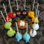 cakepops angry birds