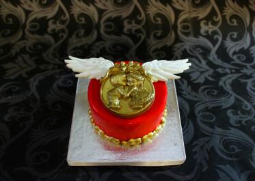 Торт для влюбленных