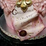 торт на выписку