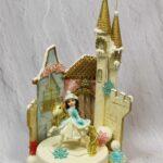 торт с замком