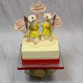 торт с крысами